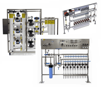 Custom Process Skids Diversified Fluid Solutions A Cps
